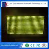 Waterproof p10 outdoor single color led display module