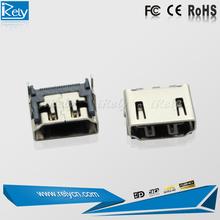 adapter soldering Standard socket HDMI female connector