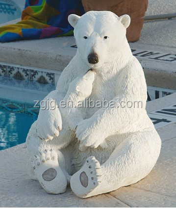 specifications - Outdoor Polar Bear Christmas Decorations