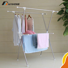 Own factory CKD packing wholesale foldable drying rack