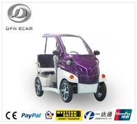 Smart electric golf car with CE approved
