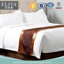 ELIYA cotton bedding linen sheets set for brand name hotel wholesale