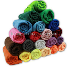 2015best Cheap Price new bestbest sell dark color square micrifiber face /hand towel /handkerchief for children china factory pr