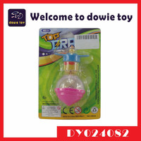 2015 newest toy beyblade with flashing light shiny spinning top