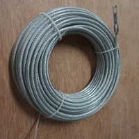 Hoist used steel wire rope Steel wire rope for crane