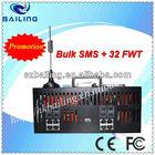 128 sim card usb wavecom gsm bulk sms modem com software livre