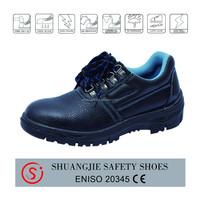 NO.8032 safety steel toe shoes en 345 safety standard