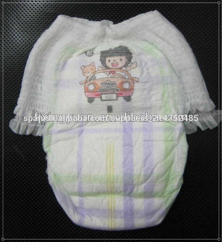 clothlike de bebé trainning pantalones