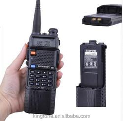 Handheld Baofeng Two Way Radio 1800mah Battery Update High capacity Baofeng UV5R 3800mah Battery