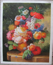 Newest Handmade Mural Oil Painting For Decor