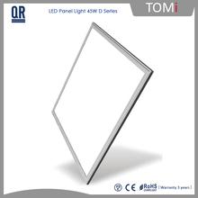Hot selling 600*600 LED panel light 45W 4200Lumens CE,ROSH,Approved shanghai led panel light 600 600 supplier