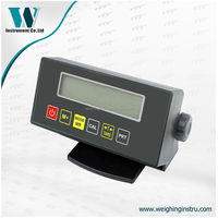 industrial digital weight indicator with RS232 interface