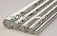 stainless steel 304 316 threaded rods