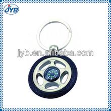 2012 lovely Pocket metal tyre car key chain