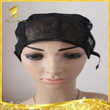 Small/Medium/Large Fast Shipping Jewish Base wig caps for making wigs Glueless full lace Wig Caps Adjustable Strap On the Back