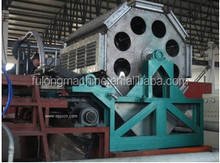 Waste paper recycling small egg tray making machine with manufacturer price