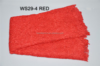 knitted material cord lace fabric/ 100% cotton guipure lace fabric/ reasonable in price chemical african lace