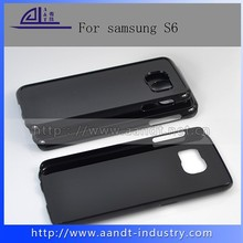 Hard PC Plastic Sublimation Blank Cell Phone Case For Samsung Galaxy S6