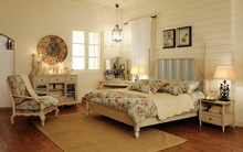 BD3006 -Great looking modern bed french country bedroom furniture