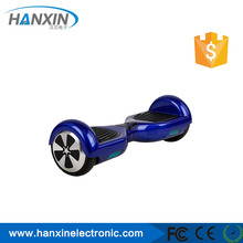 Hot sale self balancing 2 wheel electric self balance scooter three wheel stand up electric scooter