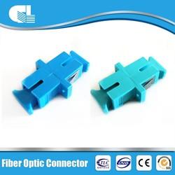 sc lc duplex adapter/fiber optic duplex lc adapter