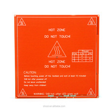 PCB Heatbed MK2B Heat Bed Hot Plate 12V/24V 214x214mm for 3D Printer Prusa & Mendel