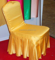 2015 lastest design fashional high-grade wholesale spandex stretch fabric banquet chair cover seat covers table cover