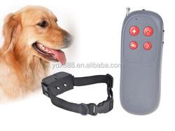 A+Trainer Model:SV005812 Pet Training Products Remote Vibrating Dog Training Collar,bark collar
