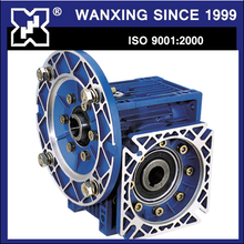 Die Cast Aluminum Alloy NMRV 025-150 Worm Speed reducer ,Gearbox Matched With Motor with output flange for Industry