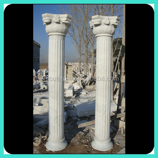 Natural Stone Columns : Indoor decoration natural stone column buy
