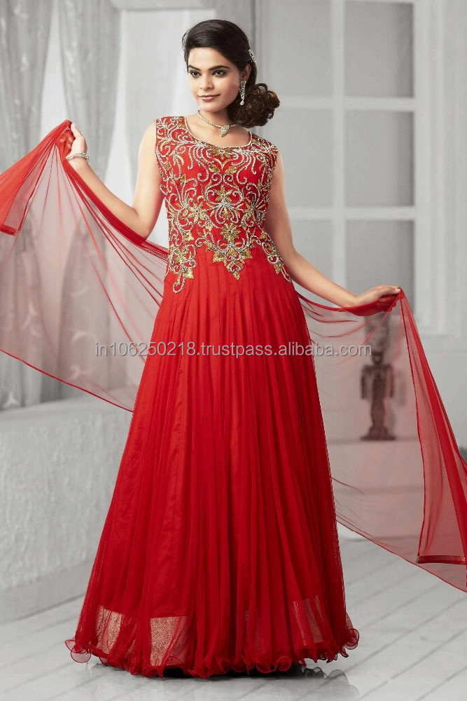 Latest Gown Designs 2015 Readymade Dresses