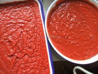 Triple concentration tomato paste/high grade tomato paste/made from fresh tomato