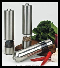 new style portable salt mill and pepper grinder comfortable hold easy use grinder