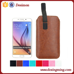 mobile phone POWER BANK case ,pu leather POWER BANK pouch,custom POWER BANK bag