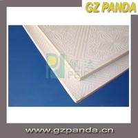 Suspended Panel 60*60CM PVC Laminated Gypsum Board