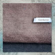 2015 new wholesale 14W cotton corduroy fabric for garmrnts, high quality corduroy