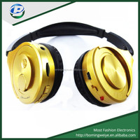 2015 wholesale new style super bass wireless mp3 headphones