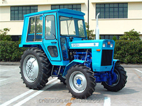 SHANGHAI NEW HOLLAND 50HP 4x4 SNH504 farm tractor for sale philippines