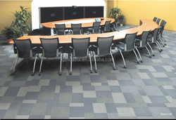 Different color of carpet tiles,high quality of nylon carpet tiles for office
