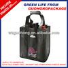 PP Non Woven Bottle Bag With 6 Bottles