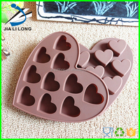 Hot sale durable silicone chocolate mould ice tray mold