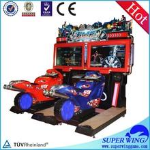 Perfect innovative simulator driving motorcycle