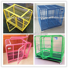 Made in China factory direct sale dog cage/metal dog cage