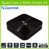 amlogic s805 quad core 2.4g/5.0g wifi bluetooth smart tv box internet tv box android