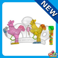 cock fan animal toy candy