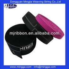 different color custom jacquard elastic webbing