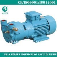 single stage liuqid ring vacuum pump