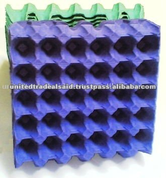 Colored paper pulp egg trays for 30 eggs buy pulp egg for How to make paper egg trays