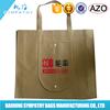 cheap foldable shopping bag print own logo non woven shopping bag