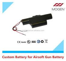 9.6V 3300mAh airsoft gun lipo battery lithium polymer cells Airsoft Gun battery